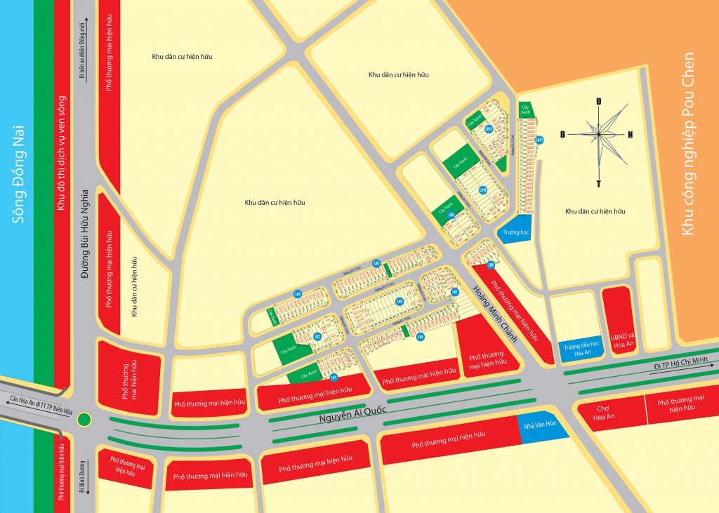 Phan-lo-Bien-hoa-new-town-1024x731 Dự án án Biên Hòa New Town cập nhật sản phẩm mới nhất