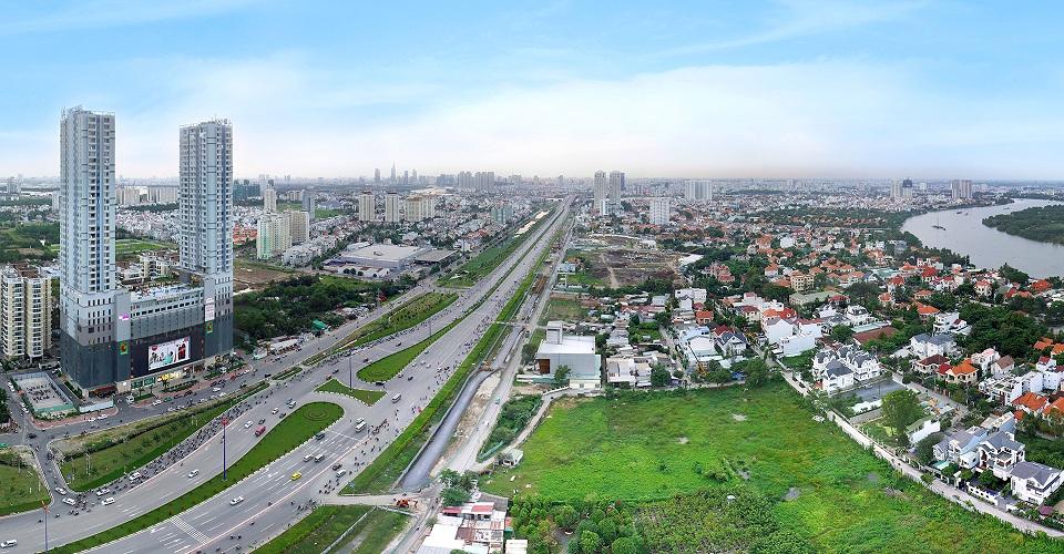 Thao-Dien-4 Bán đất mặt tiền 312m2 tại Thảo Điền Quận 2 thích hợp kinh doanh, xây biệt thự. LH: 0983.389.111