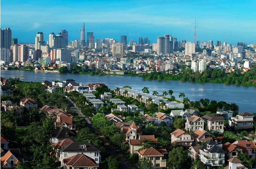 Thao-Dien-1 Bất động sản khu Đông Sài Gòn rục rịch tăng giá