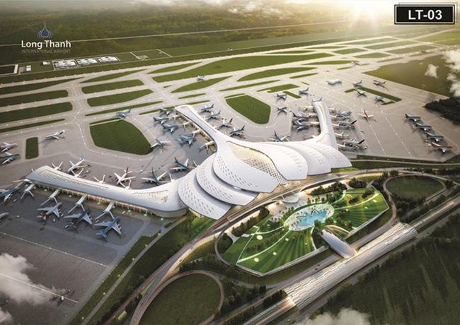 san-bay-long-thanh Chính thức khởi động Dự án sân bay Long Thành