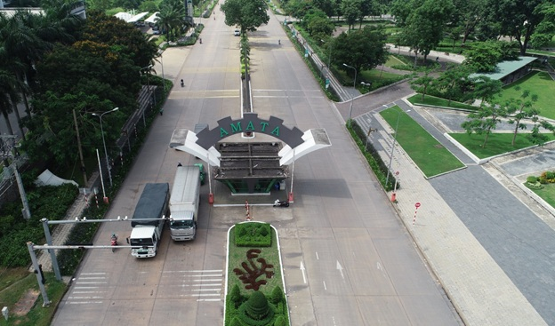 Nhiều tập đoàn lớn chọn bất động sản Biên Hòa làm