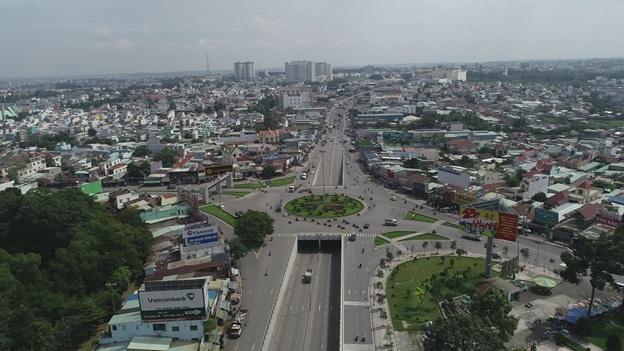 Bất động sản Biên Hòa kết nối vùng thông suốt