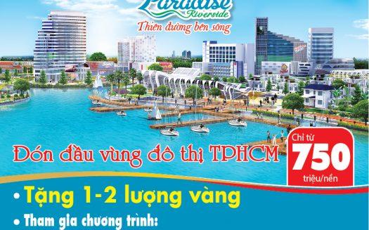 Paradise Riverside dự án Kim Oanh