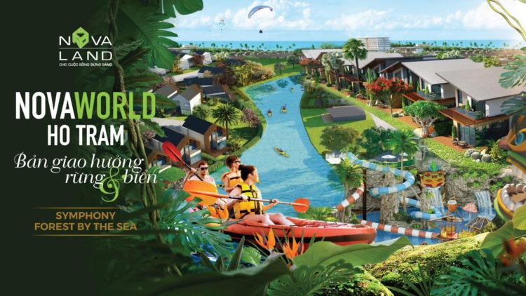 du-an-novaworld-ho-tram NovaWorld Hồ Tràm - Bản Giao Hưởng Rừng & Biển